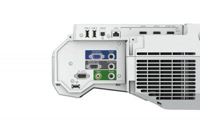Epson PowerLite® 700U Back