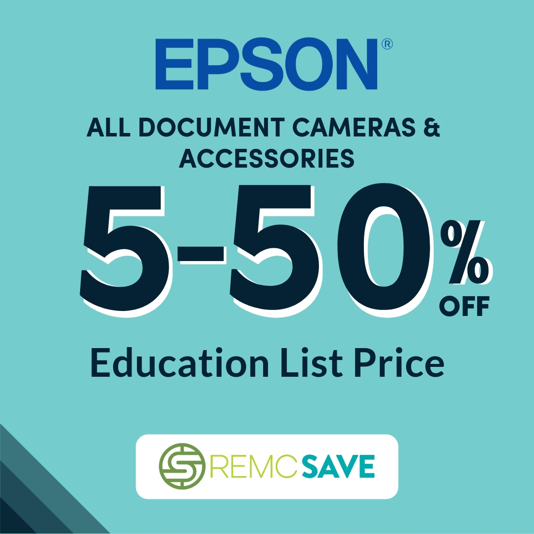 Save 5-50% on Epson Document Cameras
