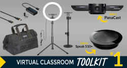 Virtual Classroom Toolkit Toolkit 1 Total Kit